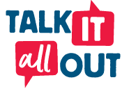 Talk It All Out Logo